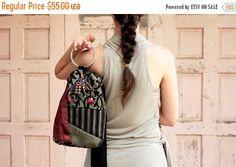 HOLIDAY SALE Vintage Embroidered Handbag by YasminEthnicJewelry