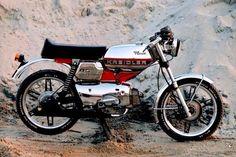 KREIDLER Custom Moped, Mini Bike, Cool Bikes, Motor Car, Cars And Motorcycles, Motorbikes, Scooters, Vehicles, Transportation