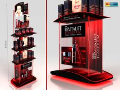 Loreal FSU by Ayaz Ali, via Behance