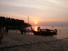 Beautiful ko lipe @ sunset beach