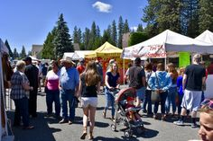 Year After Year McCloud's Festivals Combine the Best of the Old with the Charm of the New