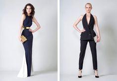 Stella McCartney London A/W 2012 eveningwear collection