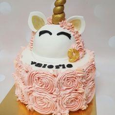 Kindertaarten meisjes - Juffrouw taart winsum groningen eenhoorntaart #unicorn Birthday Cake, Children, Desserts, Food, Birthday Cakes, Boys, Meal, Kids, Deserts
