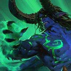Illidan! #blizzcon2015 #illidan #worldofwarcraft #ldaustin World Of Warcraft, Warcraft Movie, Warcraft 3, Warcraft Heroes, Fantasy World, Dark Fantasy, Fantasy Art, Character Art, Character Design