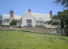 Doheny Estate/Greystone Mansion in Los Angeles County, California