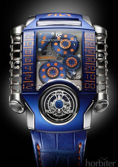 Christophe Claret X-TREM 1 Pinball for Only Watch