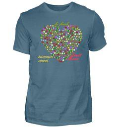 Früchte Liebhaber T-Shirt Mens Tops, Fashion, Cotton, Moda, Fashion Styles, Fasion