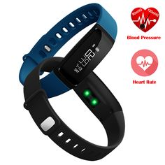 Cheap bracelet clasp, Buy Quality bracelet directly from China bracelet rfid Suppliers: Smart Band Bracelet Blood Pressure Heart Rate Pedometer Monitor Fintess Tracker Bluetooth SMS Call Reminder FOr iOS Android Blood Pressure Watch, Bluetooth, Fitness Bracelet, Wearable Device, Samsung, Smart Bracelet, Fitness Watch, Heart Rate Monitor, Android