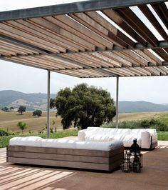 Private villa @ Tuscany, Italy by Lissoni Associati