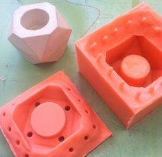 Cast molding