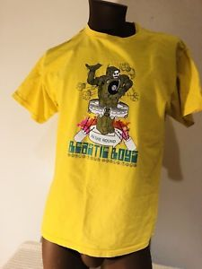 1998 Beastie Boys Hello Nasty Tour Tshirt Large In The Round Mca