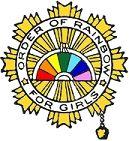International Order of the Rainbow for Girls! Freemasonry for wee lassies. Rainbow Stuff, Rainbow Sky, Over The Rainbow, Masonic Order, Jobs Daughters, Masonic Lodge, Eastern Star, Religious Symbols, Teen Life