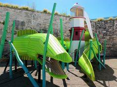Playground — Murray Eel