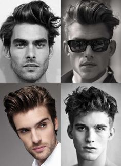 Hairstyles For Men According To Face Shape Beauteous Men's Hairstyleshaircuts For Diamond Face Shapes  Cosmo Stuff