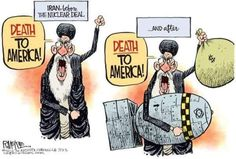 If you think anything will change for the good after a deal with Iran, you are stupid...plain and simple.