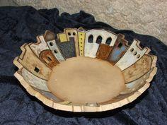 Keramik-Schale Orient von Keramik-Werkelkeller auf DaWanda.com