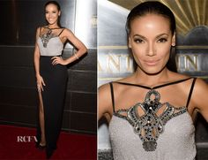 THIS. NUDE MAKEUP! -->Selita Ebanks In Alon Livne – New Yorkers For Children's 11th Anniversary A Fool's Fete