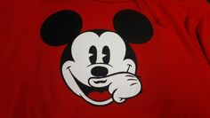 Sudadera Mickey Mostacho