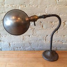 loft lámpa Industrial Loft, Industrial Design, Desk Lamp, Table Lamp, Loft Design, Vintage Designs, Lighting, Diy, Home Decor
