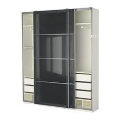 pax garderob 6 736 kr hallway pinterest. Black Bedroom Furniture Sets. Home Design Ideas