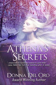 Book-o-Craze: Book Tour {Excerpt & Giveaway} -- Athena's Secrets (The Delphi Bloodline, #1) by Donna Del Oro