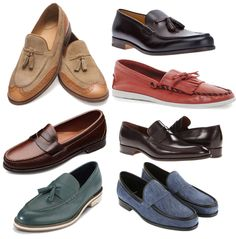 Mens Trends Spring 2013: Loafers