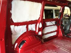 Windows, Floor & Lining | Pure VW Campers