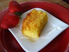 Cocina Costarricense: pan de yuca (dulce), use coconut sugar or honey to sweeten.