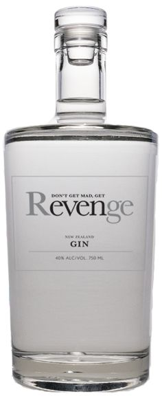 Welcome To Revenge Gin