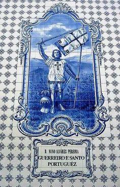 D. Nuno Alvares Pereira - Portuguese Medieval Hero