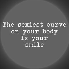 So flaunt it! #smileyourebeautiful #yoursmileissexy #keepsmiling #loveyourbody #loveyoursmile #ove and #Pilates to you all  Have a gorgeous evening by sianmarshallpilates