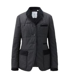 body warm lite quilted jacket