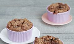 dried cherry and chocolate bread pudding
