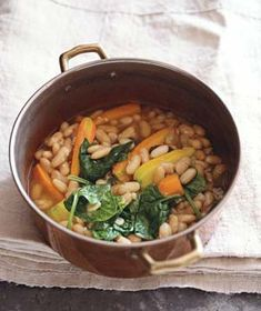 To make this bean stew additive free:  -Use sea salt (no Kosher Salt)  -Trader Joe's Low Sodium Veg Broth  -No parmesan  -Try to get un-canned beans instead  -Make sure balsamic doesn't have caramel color