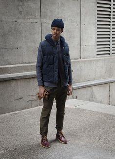 Street Style | Men