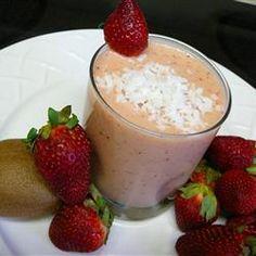 Crazy Fruit Smoothie Allrecipes.com
