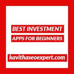 Best investment apps for beginners 2019 by kavithaleadexpert Read Make Money From Home, Make Money Online, How To Make Money, Best Investment Apps, Free Portfolio, Individual Retirement Account, Investing Apps, E Trade, Investment Portfolio
