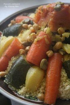 couscous recette traditionnel bien expliqué avec images