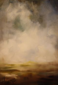 After the Rain by Andrea Costa. Great Atlanta area artist! I hope to have one of her paintings soon!