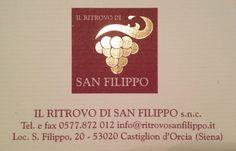 53 minutes from Benano, IL RITROVO DI SAN FILIPPO, Loc. S. Filippo, 20, Castiglion d'Orcia.  Tel. 0577 872 012, email info@ritrovosanfilippo.it