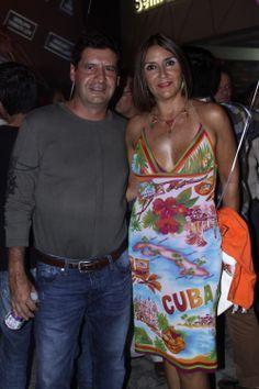 Javier y Susana Murillo.