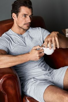 David Gandy and his abs are back at M&S-gq-magazine_co_uk