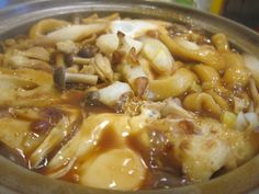 Japanese UDON which I cooked.