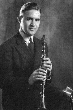 Benny Goodman - first to bring jazz to Carnegie Hall