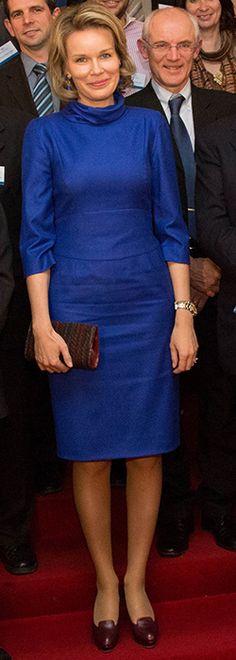 Queen Mathilde of the Belgians