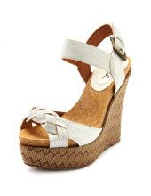 perfect summer wedge.