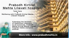 Total Care & Wellbeing with Prabodh Kirtilal Mehta Lilavati Hospital
