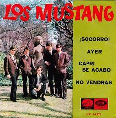Los Mustangs - ¡Socorro! (1965)