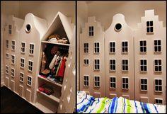 """Купить Шкаф Детский """"Голландия"""" - шкаф детский, для ребенка, белый шкаф, шкафчик голландский, амстердам"""