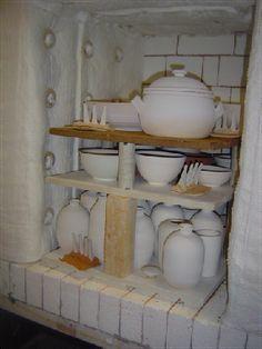 Conception et construction d'un four à gaz pour grès et porcelaine Raku Kiln, Jar, Construction, Home Decor, Gas Oven, Pottery, Porcelain, Building, Decoration Home